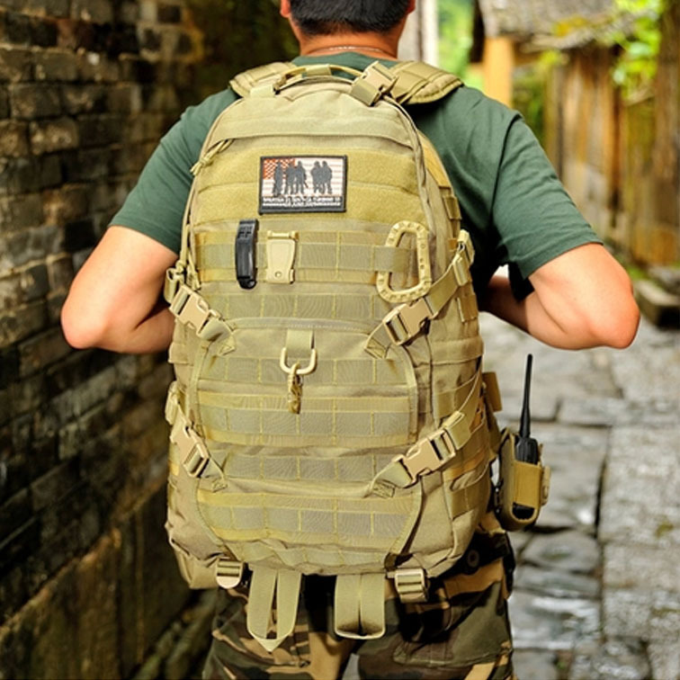 TAD II tactical backpack assault design alpha military style daypack hiking 1000*1000D nylon