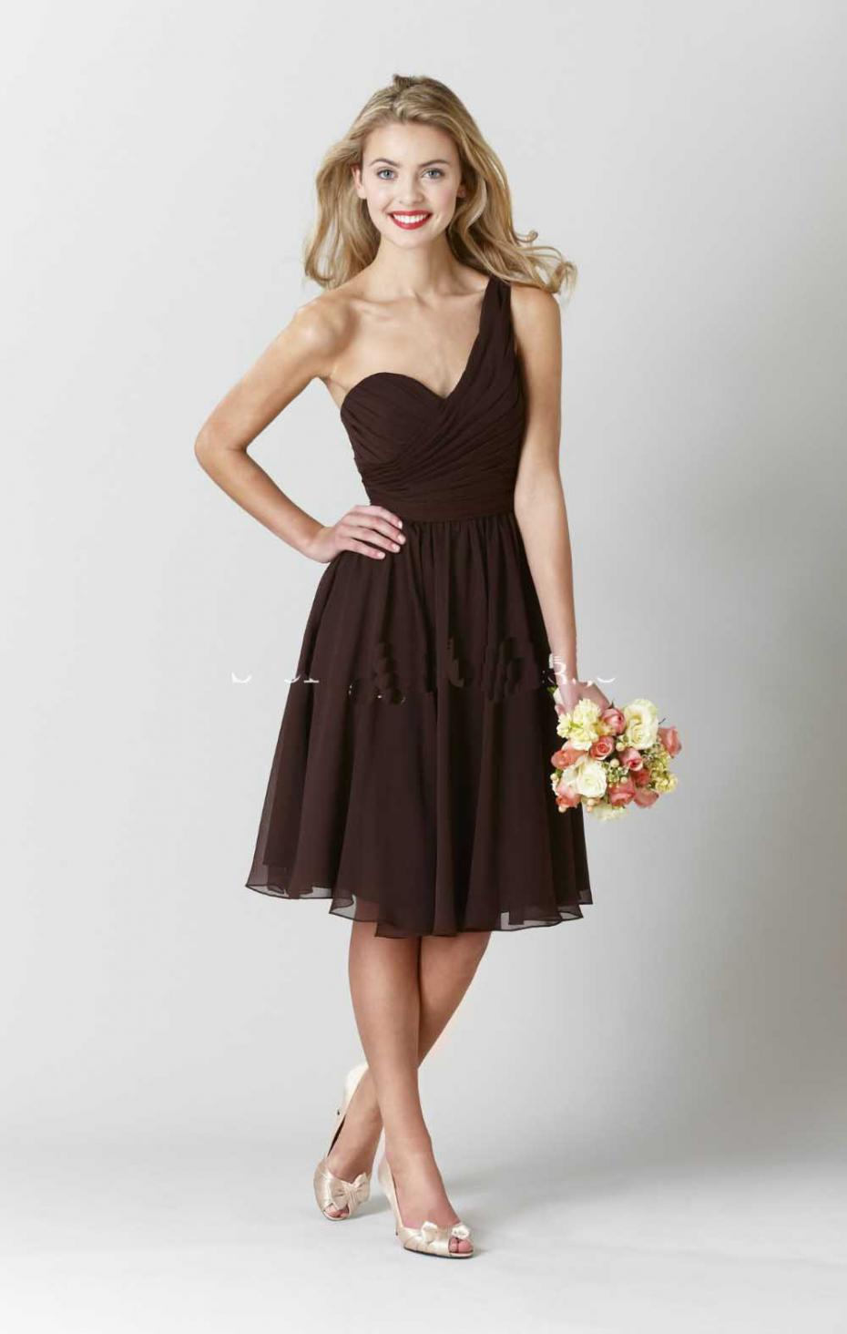 Compare Prices on Cheap Brown Bridesmaid Dresses- Online Shopping ...