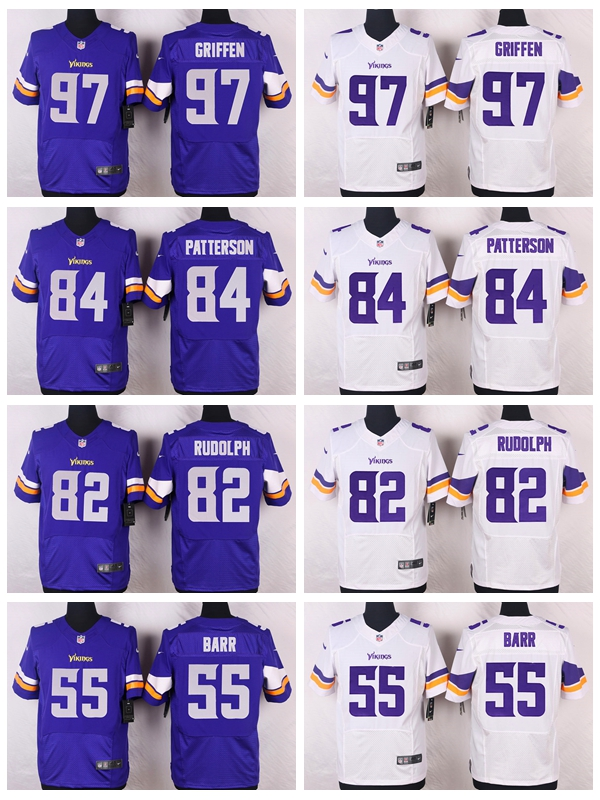 Minnesota /s,Everson Griffen,Cordarrelle Patterson,Kyle Rudolph,Anthony Barr,Adrian Peterson,Elite for men's,camouflage(China (Mainland))