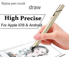 E-estrela caneta de escrita stylus pen para o telefone ipad para tablet lápis para apple huawei xiaomi tablet e celular e pda acessórios(China (Mainland))