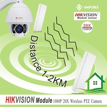 20x ZOOM 1080P Hikvision outdoor High Quality Security CCTV IP Network Camera 1080P HD Wireless WiFi ptz Dome IR Night Vision