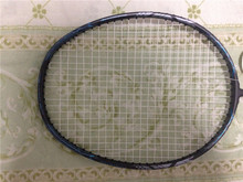 2015 Clearance 15pcs left voltric z force ii badminton racket with string strung and overgrip voltric