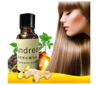 Hair care Original Authentic 100% Andrea Hair Growth Essence Hair Loss Liquid 20ml dense Hair Growth Serum