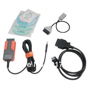MVCI TOYOTA TIS 2011D, Professional diagnostic tool FOR HONDA HDS, FOR VOLVO VIDA(China (Mainland))