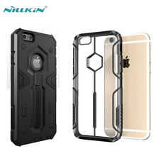 For iPhone 6 iPhone 6 Plus Case Cover Nillkin Defender 2 Luxury TPU+PC Strong Hybrid Phone Capa Cases For Apple iPhone 6S Plus(China (Mainland))