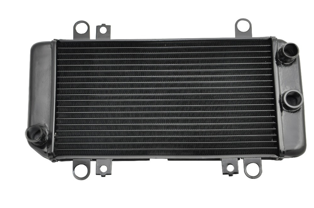 For Kawasaki Nijia EX250 2008 2012 EX 250 Motorcycle Parts Aluminium Replacement Cooling Cooler Radiator Moto