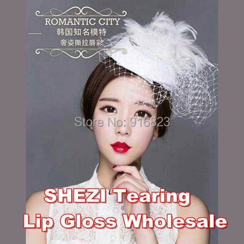 SHEZI Tearing Type Lip Gloss Moisturizing Shine Haute Brillance Essence - Lovable Secret store