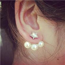 2015-New-Retro-Cute-Star-Channel-Dangle-Pearl-Earrings-Brinco-Rivet-Statement-Jewelry-For-Women-Wholesale
