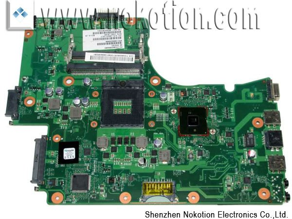 PN:1310A2355203 V000225000 Laptop Motherboard TOSHIBA SATELLITE C655 Intel DDR3 100% TESTED(China (Mainland))