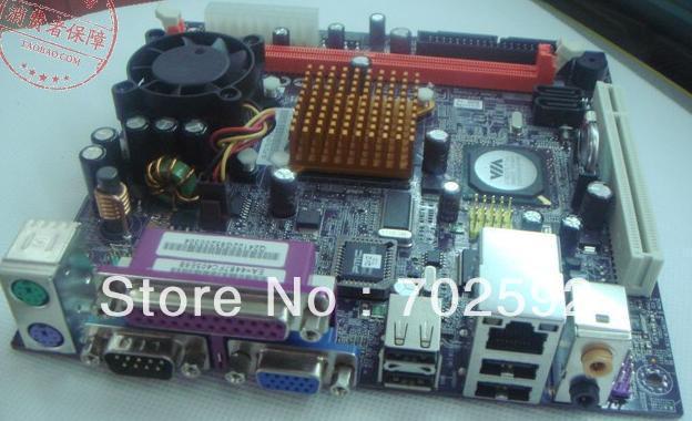 Здесь можно купить  Original  Mini-ITX  motherboard C7VCM2  VIA C7-D 1.0GHz  Компьютер & сеть