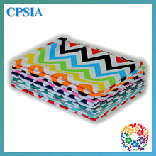Chevron 100% Cotton Fabric for Sewing DIY Quilting Patchwork Tissue Kids Bedding Textile Tilda Doll Cloth Fabric(China (Mainland))