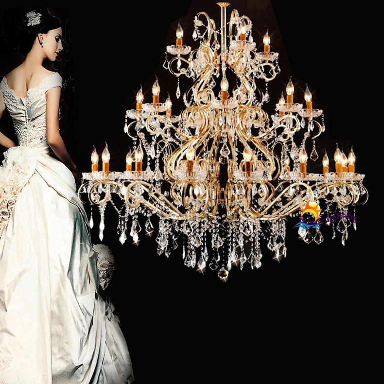 Online get cheap kristall hängen leuchter  aliexpress.com ...