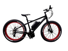 2015 New design electric fat tire bike(China (Mainland))
