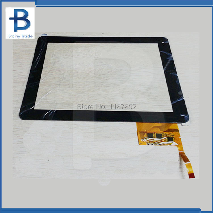 """9.7"""" Original Touch Screen for Hapad X10 X2 Tablet PC Touch Panel with Digitizer MID 300-L3456B-A00_VER1.0 Screen Replacement(China (Mainland))"""