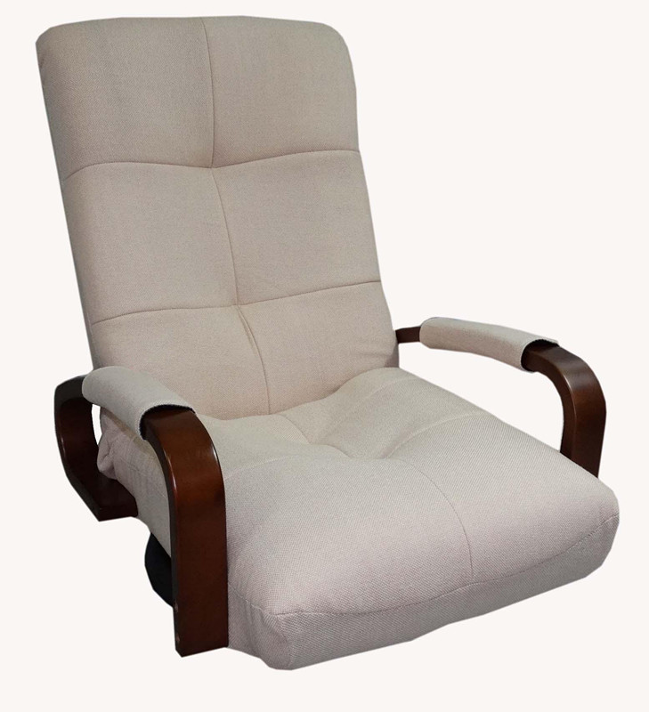Online buy wholesale modern swivel recliner from china for Living room furniture chaise lounge