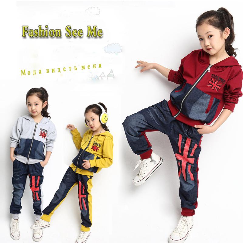 Комплект одежды для девочек Kuku 2015 + 2 . 4/15 T182