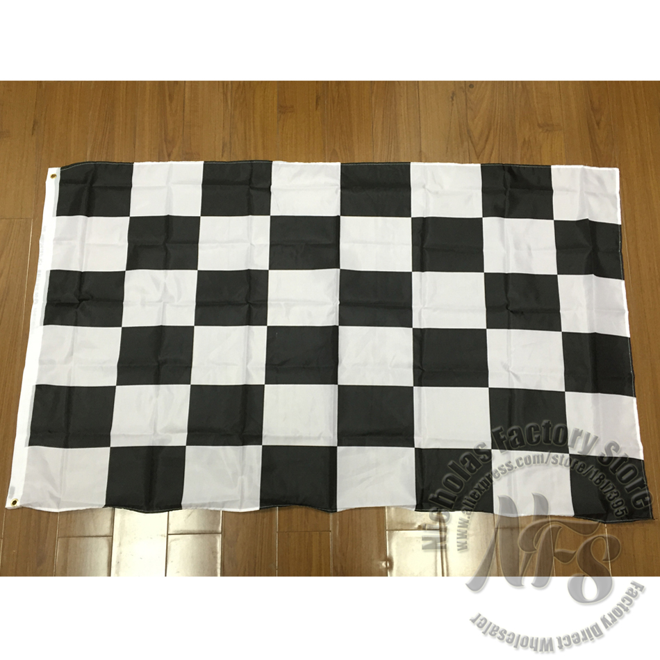 3x5 ft./90x150cm f1 racing flags and banners polyester banner 2 sides printing sports flag home decoration and auto game flags(China (Mainland))