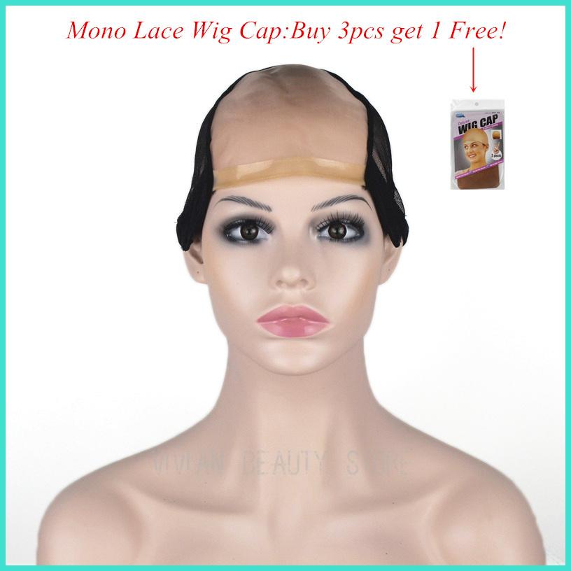 Сетка для волос Wig Cap Cap Gluessless Lace Wig Cap