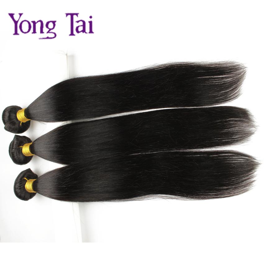malaysian virgin hair straight 3bundles 100g/pc natural black color modern show hair malaysian straight human hair weave <br><br>Aliexpress