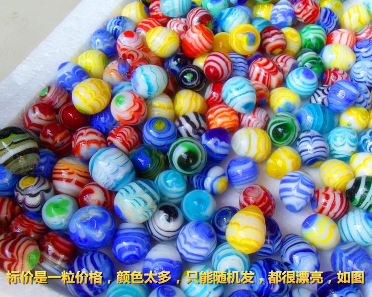 Hot crafts colored glass balls cm ball aquarium