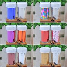 50 Designs Nail Art Transfer Foils Sticker 12pcs lot Hot Beauty Free Adhesive Nail Polish Wrap