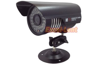 420TVL 36IR COMS Wide Angle Waterproof CCTV 6mm Camera for Security System