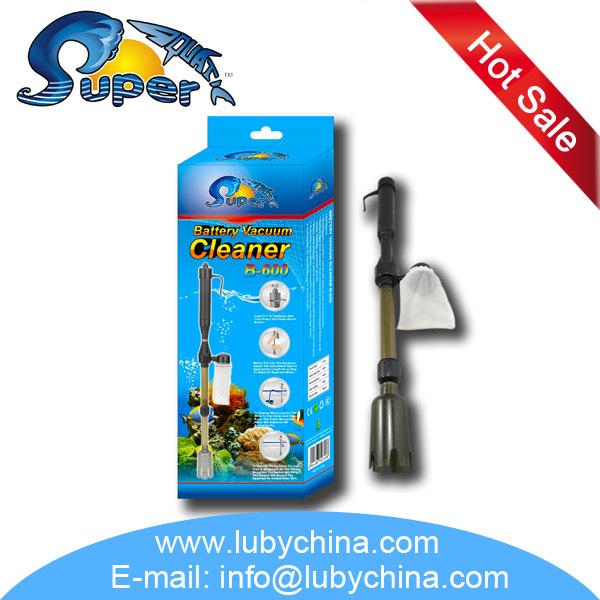 Siphon Aquarium Auto Fish Tank Vacuum Gravel Water Filter Cleaner Washer B-600(China (Mainland))