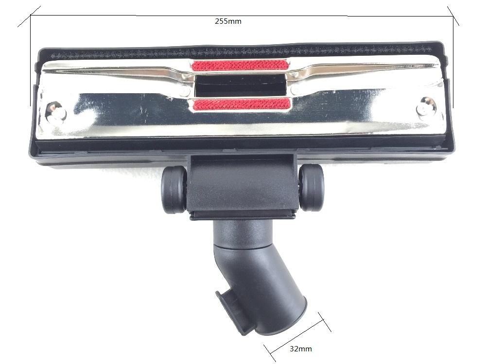 32mm Brush Head Floor Brush Vacuum Cleaner Accessories Replacement for Panasonic MC-CG381/CG383 MC-E7101 Para Aspiradoras(China (Mainland))