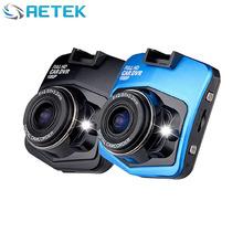 Mini Car Camera DVR GT300 Full HD 1920*1080P Digital Video Registrator Recorder Night Vision Dash Cam Black Box AV IN Optional(China (Mainland))