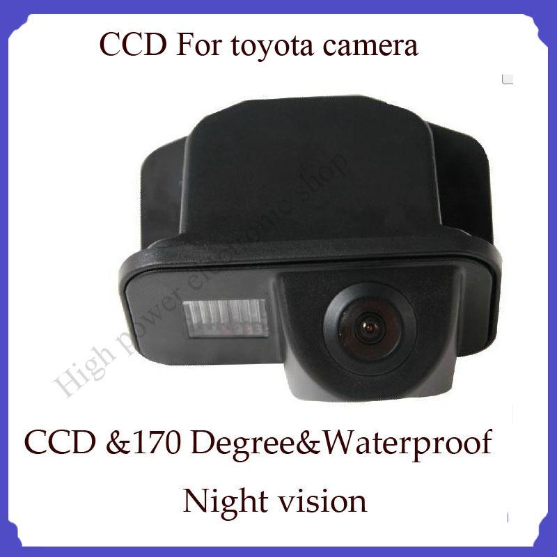 car back up camera praking camera FOR TOYOTA Corolla/Tarago/Previa/Wish rear camera(China (Mainland))