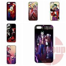 Xiaomi Mi2 Mi3 Mi4 Mi4i Mi4C Mi5 Redmi 1S 2 2S 2A 3 Note Pro Joker Harley Quinn accessories Hard Skin - EJ Groups Co., Ltd store