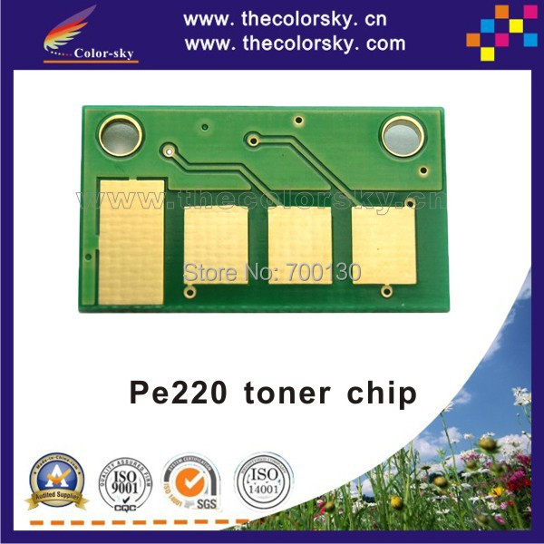 (CZ-XPE220) compatible reset laser printer toner chip for Xerox WORKCENTRE WC PE220 PE 220 013R00621 bk (3000 pages) free FedEx<br><br>Aliexpress
