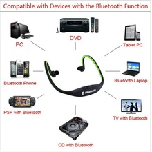 2015 Headphone for iPhone 5/4 for Samsung galaxy S3 S4 S5  Universal Sport Stereo Wireless Bluetooth 3.0 Headset Earphone