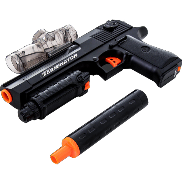 Cool Toy Guns : Cool toy for boys electric gun bursts with soft water