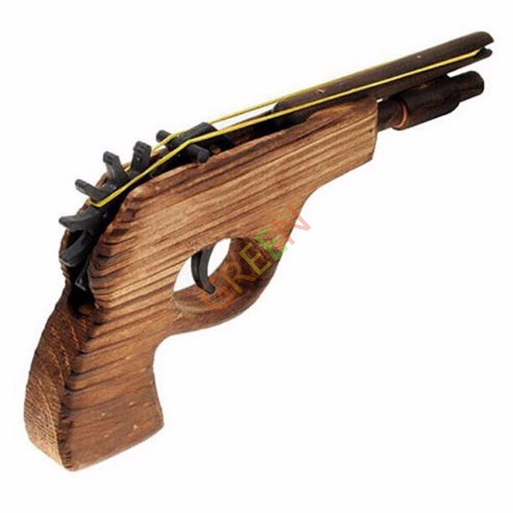 Как сделать пулькострел в домашних условиях