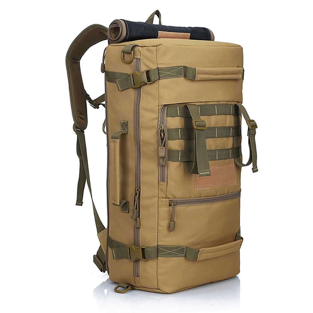 2016 Hot Military Tactical Backpack Outdoor Sport rucksack Hiking Camping Men Travel Bags Camouflage Laptop Backpack Local lion(China (Mainland))
