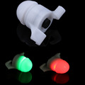 10pcs/lot LED Night <font><b>Fishing</b></font> Accessory <font><b>Fishing</b></font> Bell, Float Twin Bell Ring <font><b>Fishing</b></font> Bite Alarm