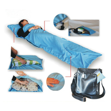 Buy Ultralight Multifuntion Outdoor Sleeping Bag Liner Pongee Portable Splicing Single Sleeping Bags Camping Travel Sleep Bags for $11.60 in AliExpress store