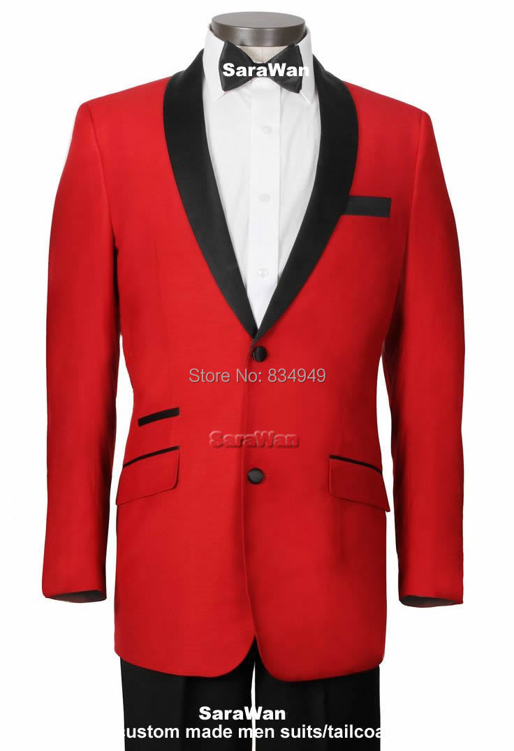 Compare Prices on Wedding Red Suits for Men- Online Shopping/Buy