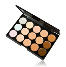 Special Professional 15 Color Concealers Makeup Cream Care Camouflage Concealer Palettes Cosmetic Hot Selling