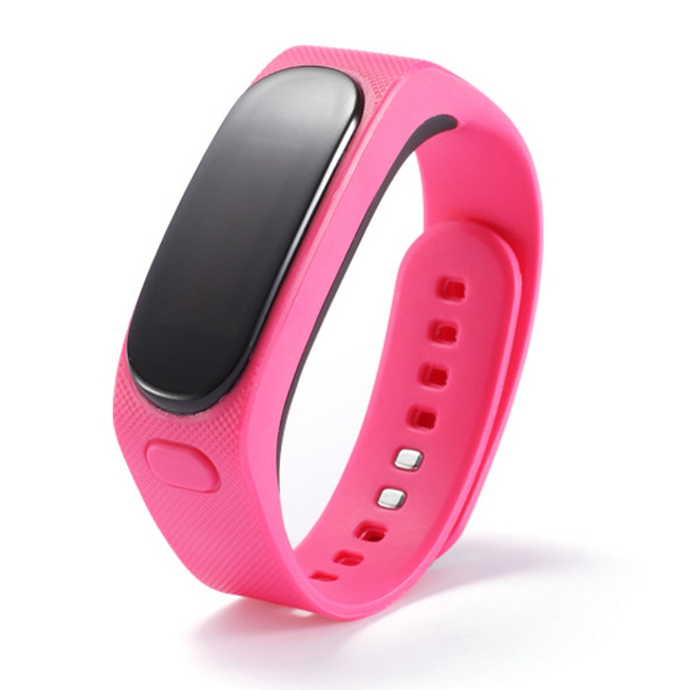 Electronic Smartwatch WB1 Wristband Step Monitor Band with Waterproof Bluetooth Smart Tracker Original Time for Android