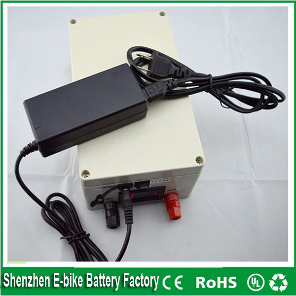 Rechargeable lithium ion battery manufacture 12v 40ah li-ion battery for home solar systems /solar energy system /electric bike(China (Mainland))
