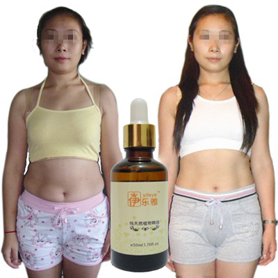 Pure plant essential oil thin waist male women's massage fat burning slimming body shaping slimming