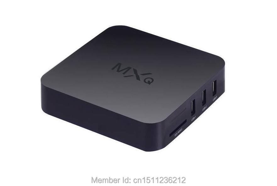 Best OEM model OTT MXQ gbox quad core 4k hevc h.265 3d multimedia player s85 android tv hdmi wifi strong decoder youtube player(China (Mainland))