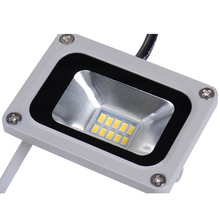 10W 220V Led Outdoor Floodlight 10LED lights 720LM SMD 5730 Floodlights For Street Square Highway Wall Billboard Home Garden(China (Mainland))