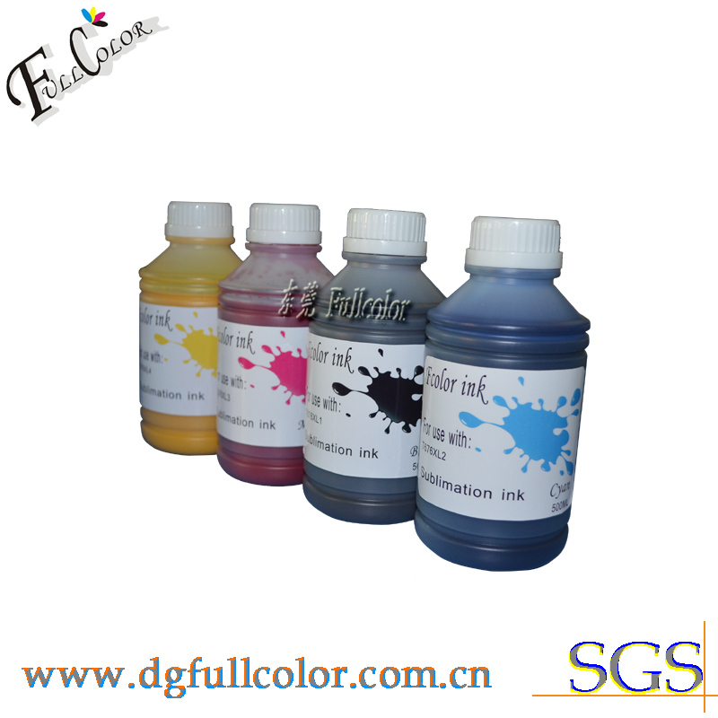 Free shipping WP series printer refill ink T0721 4 refill subllimation ink for espon Workforce Pro