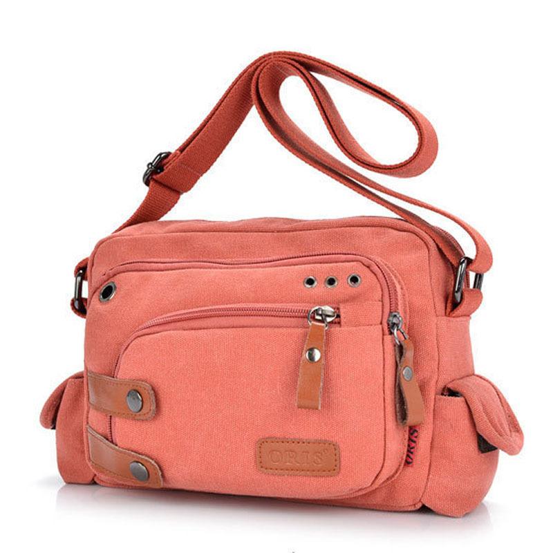 2015 new washed canvas bag sweet lady leisure bags shoulder bags women messenger bags Korea handbags(China (Mainland))