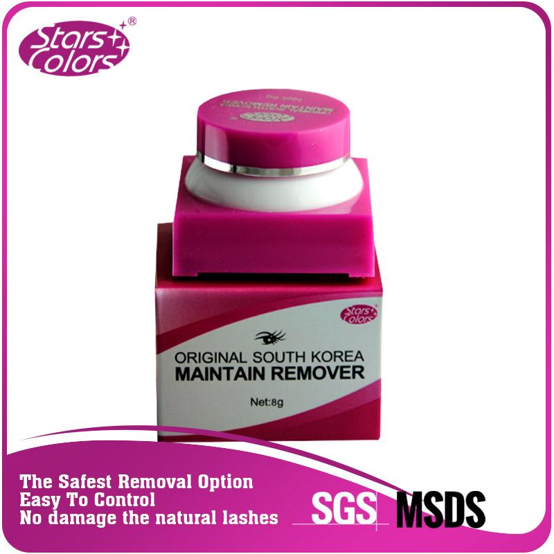 8g Professional False Eyelashes Glue Remover Adhesive Debonder Creamy No Odor No irritation for Fake Lashes Extension(China (Mainland))