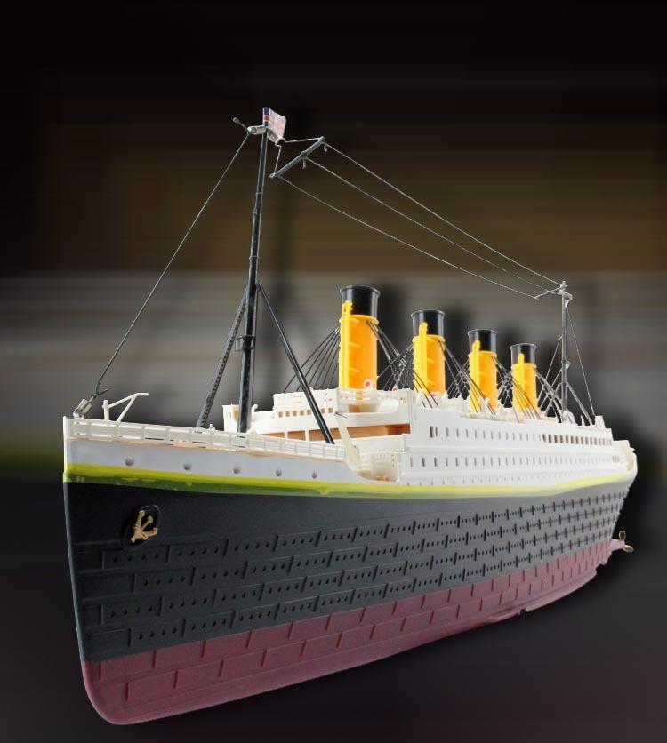 RC Boat Titanic Sea Grand Cruise Ship D Titanic Century - Remote control cruise ship
