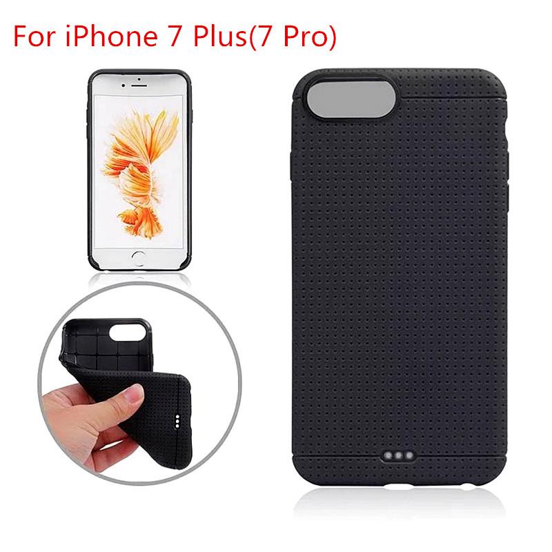 Wholesale Newest Case for iPhone 7 Plus (7 Pro) 5.5 inch Protective Case TPU Alveolate Antiskid Anti-knock Mobile Phone Bag 2016(China (Mainland))